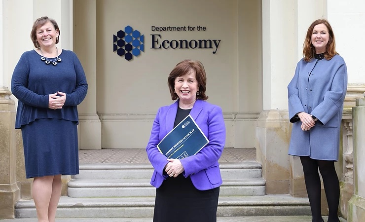 Minister launches Economic Recovery Action Plan