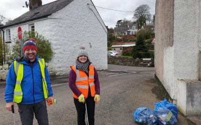 'Eco Rangers' tackle litter louts across Mid and East Antrim