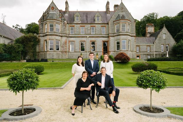 Family behind renowned Jane's Kitchen embarks upon new venture with Magheramorne Estate